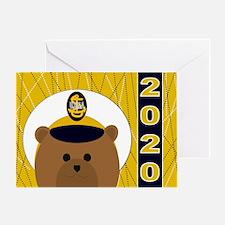 2020 Naval Academy Graduation Greeting Card