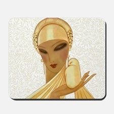 Serenity, Peace, Love Mousepad