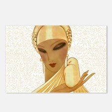 Serenity, Peace, Love Postcards (Package of 8)
