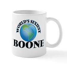 World's Sexiest Boone Mugs