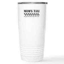 Cute Taxi driver Travel Mug