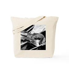 Back Stage Tote Bag