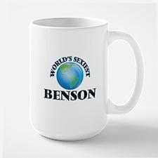 World's Sexiest Benson Mugs