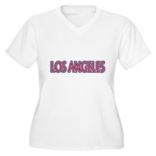 Los Angeles Plus Size T-Shirt
