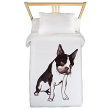 dog.png Twin Duvet