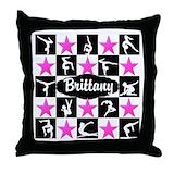 Gymnastics Cotton Pillows