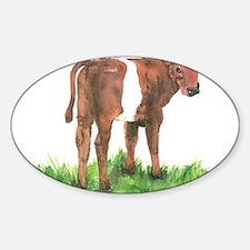 Calf Decal