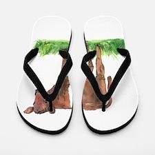 Calf Flip Flops