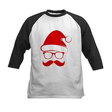 Hipster Christmas Baseball Jersey