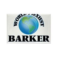 World's Sexiest Barker Magnets