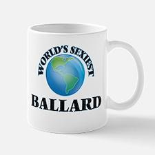 World's Sexiest Ballard Mugs