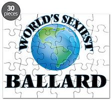 World's Sexiest Ballard Puzzle