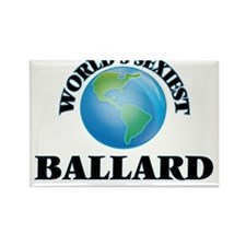 World's Sexiest Ballard Magnets