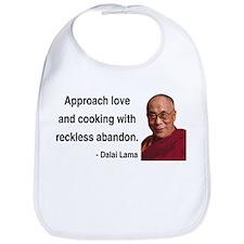 Dalai Lama 10 Bib