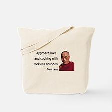 Dalai Lama 10 Tote Bag