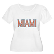 Miami Plus Size T-Shirt