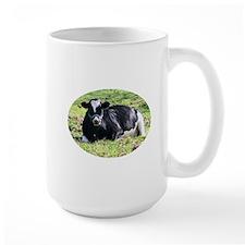 Resting Dairy Cow Mug