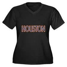 Houston Plus Size T-Shirt