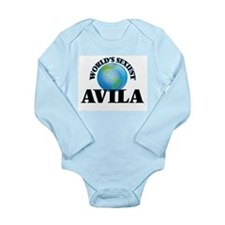 World's Sexiest Avila Body Suit