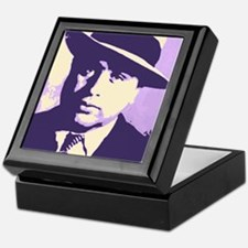 Al Capone Pop Art Keepsake Box