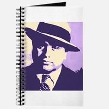 Al Capone Pop Art Journal