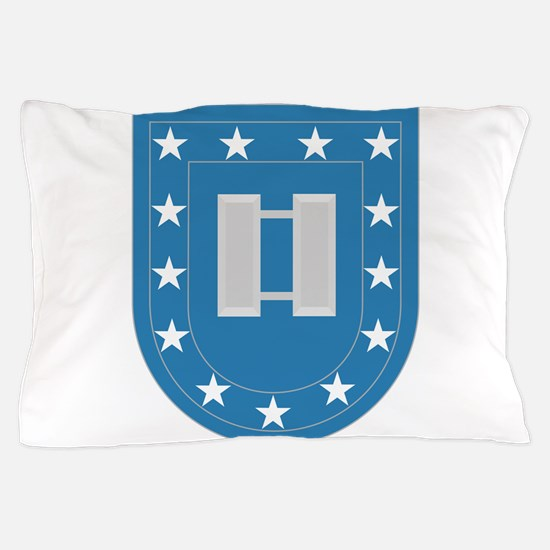 Army Flash Captain Insignia.png Pillow Case