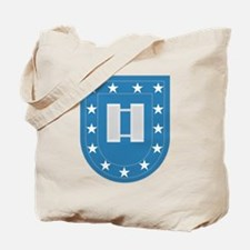 Army Flash Captain Insignia.png Tote Bag