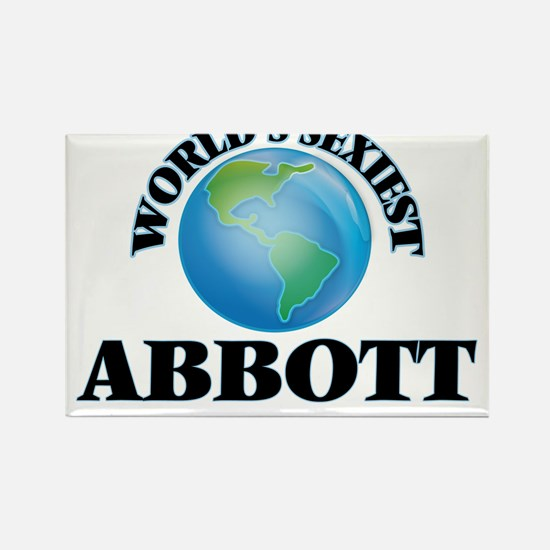 World's Sexiest Abbott Magnets