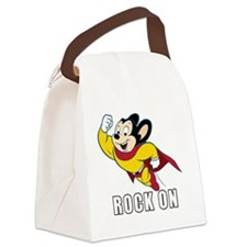 Unique I was born awesome Canvas Lunch Bag