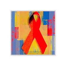 Redribbon Sticker