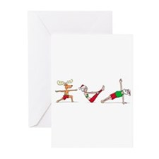 Unique Fitness Greeting Cards (Pk of 10)