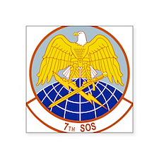 SOS Squadron Sticker