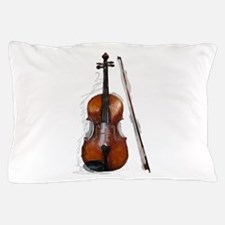 Viola06.jpg Pillow Case