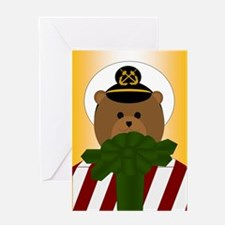 Merry Christmas To Navy Chief / Greeting Cards