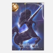 Goddess Sagittarius Postcards (8)