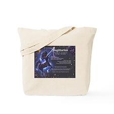 Goddess Sagittarius Tote Bag