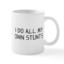 I Do Stunts Mug