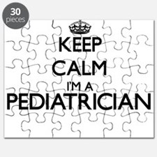 Keep calm I'm a Pediatrician Puzzle