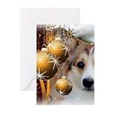 Corgi christmas Greeting Cards (20 Pack)