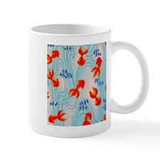 2-bluefishcropsquamouse Mugs