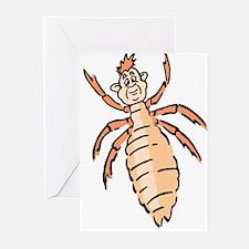 Termite Man Greeting Cards (Pk of 10)