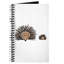Cute Hedgehogs Journal