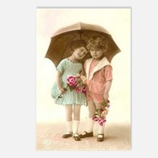 Under the Umbrella Postcards (Package of 8)