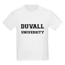 DUVALL UNIVERSITY T-Shirt