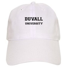 DUVALL UNIVERSITY Baseball Cap