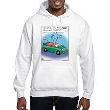 No Driver Hoodie