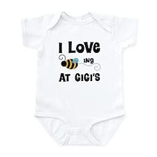 Beeing At Gigi's Infant Bodysuit