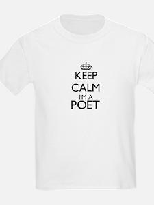 Keep calm I'm a Poet T-Shirt