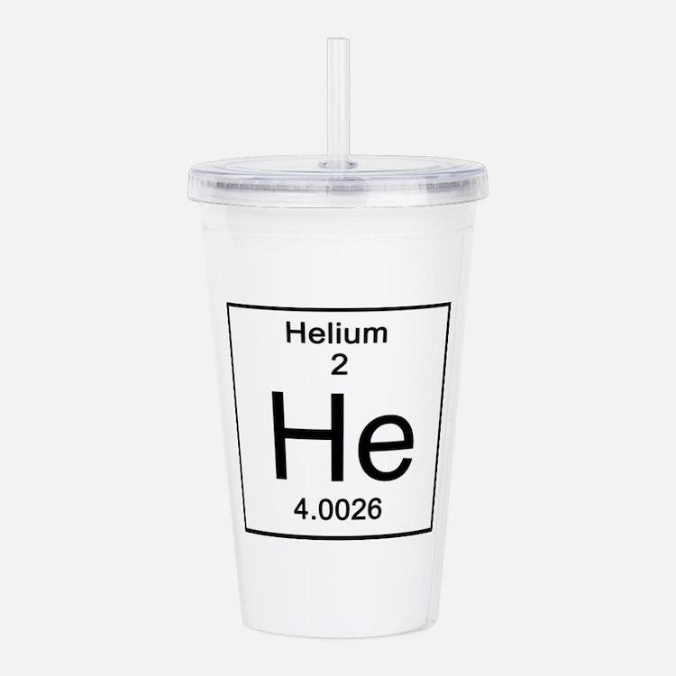 2. Helium Acrylic Double-wall Tumbler