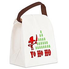 Yo Ho Ho Canvas Lunch Bag
